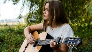 singer and guitar